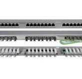 - Hyperline PPHD-19-24-8P8C-C5E-SH-110D