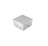 - JBS070 Коробка распределительная о/п 70х70х40 6 вых, IP44