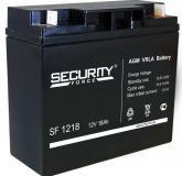- Security Force 12В 18 А