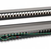 - Hyperline PP3-19-24-8P8C-C5E-110D