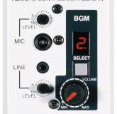 - Inter-M LM-8000