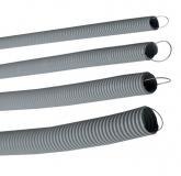 - Труба ПВХ гофрир. легкая, с зондом D = 40 (20 м)